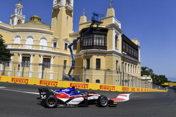 David Beckmann (DEU, Charouz Racing System)