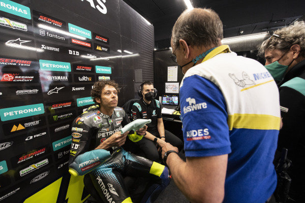 Valentino Rossi, Petronas Yamaha SRT, Pascal Sasso, Michelin.