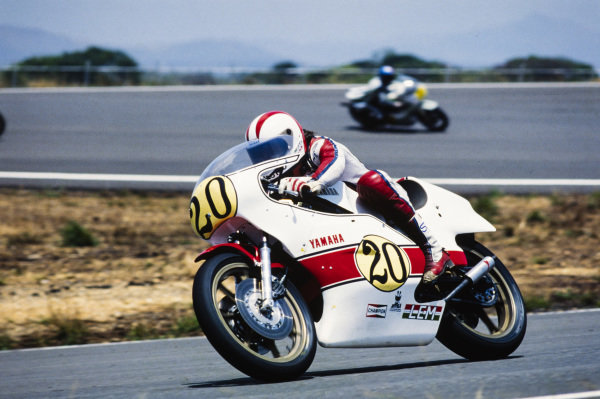 Johnny Cecotto, Yamaha.