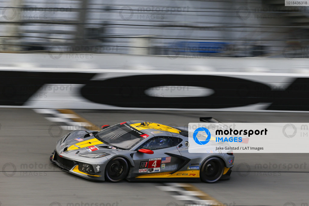 #4: Corvette Racing Corvette C8.R, GTLM: Tommy Milner, Nick Tandy, Alexander Sims