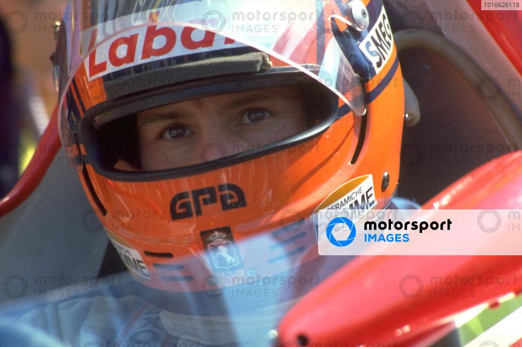 Gilles Villeneuve, Ferrari.