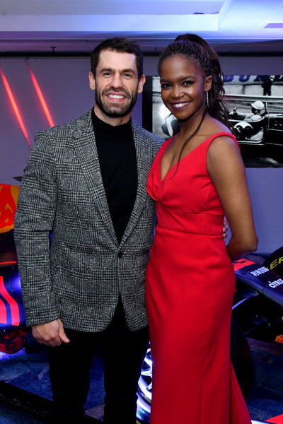 Kelvin Fletcher and Oti Mabuse from Strictly Come Dancing