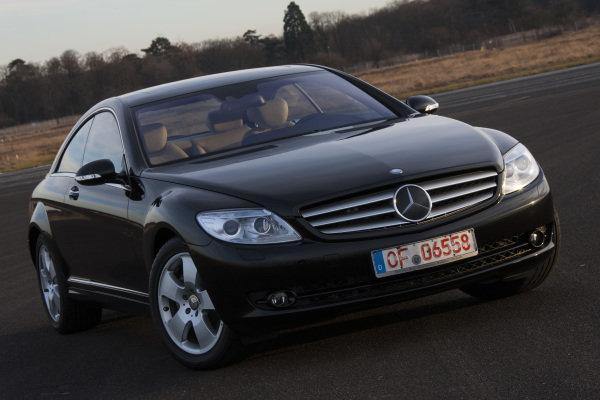 Mercedes CL 500, 2008