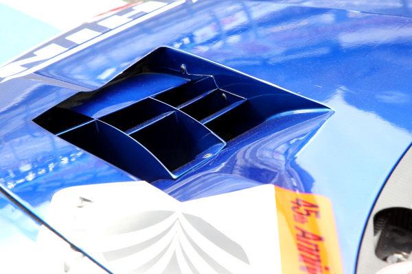 Car detail.