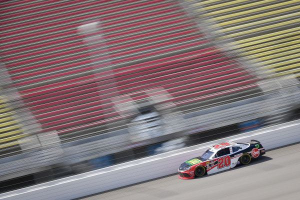 #20: Christopher Bell, Joe Gibbs Racing, Toyota Supra Rheem / RTP