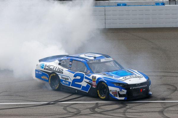 #2: Tyler Reddick, Richard Childress Racing, Chevrolet Camaro KC Motorgroup victory