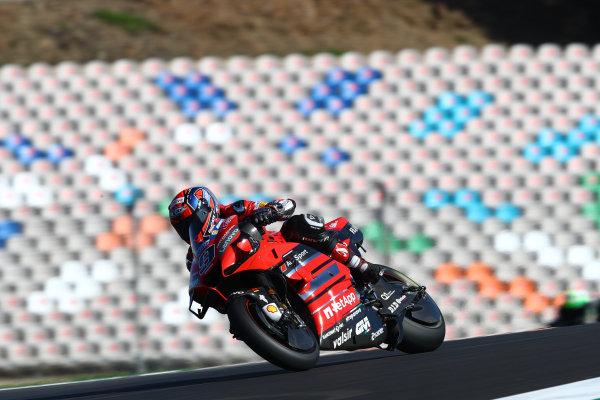 Andrea Dovizioso, Ducati Team.