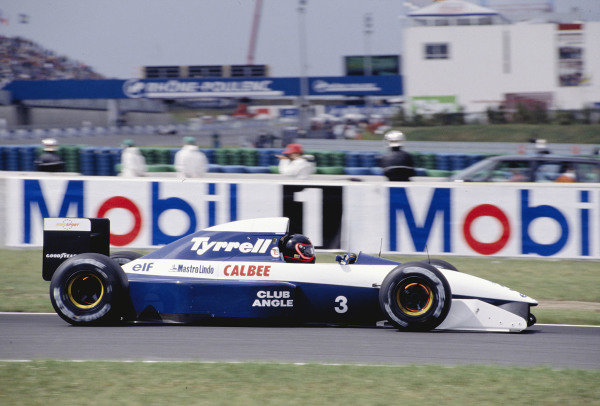 1992 French Grand Prix.
