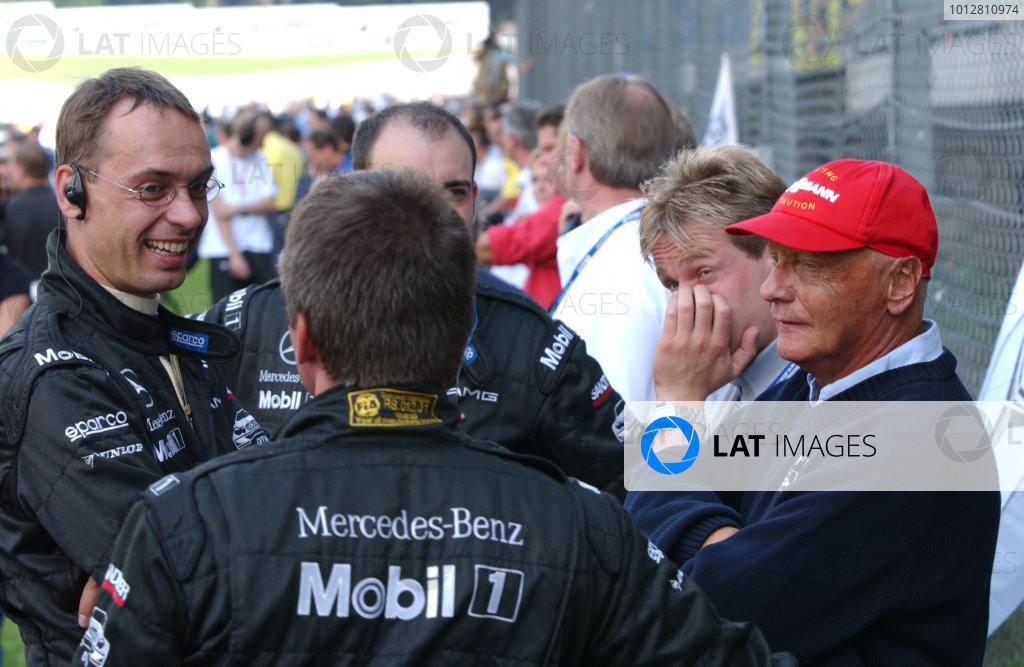 2003 DTM Championship.