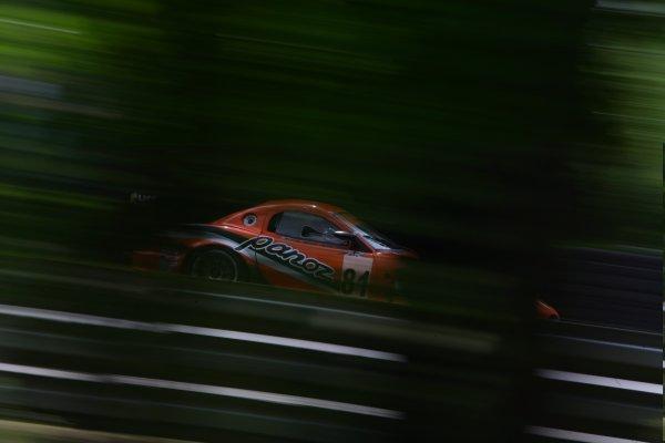 2007 Le Mans Test Day2nd and 3rd June 2007.Le Mans, France.Sunday Test DayTom Kimber-Smith (GBR)/Danny Watts (GBR)/Tom Milner (USA) (no 81 Panoz Esperante GTLM) action.World Copyright: Glenn Dunbar/LAT Photographic. ref: Digital Image YY8P5650
