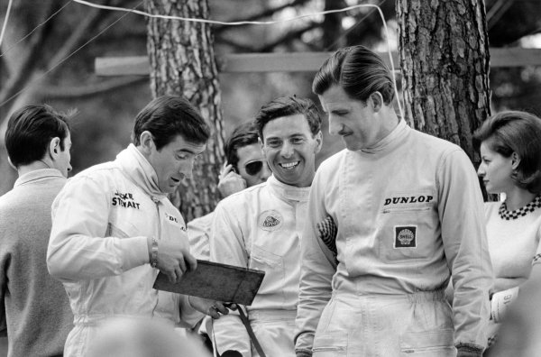 1966 Monaco Grand Prix.