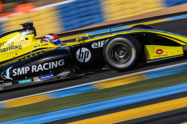 Le Mans (FRA) SEPT 25-27 2015 - World Series by Renault 2015 at the Bugatti circuit of Le Mans. Nikita Zlobin #40 Pons Racing. Action. © 2015 Diederik van der Laan  / Dutch Photo Agency / LAT Photographic