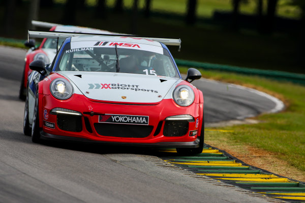 21-23 August 2015, Alton, Virginia USA 15, Kasey Kuhlman, Platinum, M, 2015 Porsche ?2015, Jake Galstad LAT Photo USA