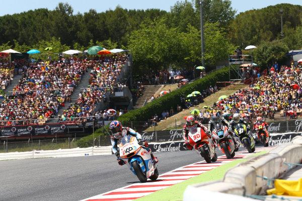 Round 7 - Catalunya