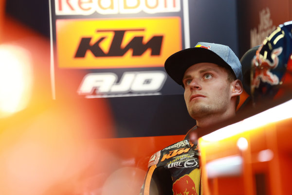 2017 Moto2 Championship - Round 7 Circuit de Catalunya, Barcelona, Spain Friday 9 June 2017 Brad Binder, Red Bull KTM Ajo World Copyright: Gold & Goose Photography/LAT Images ref: Digital Image 675756
