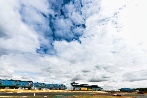 Silverstone, Northamptonshire, UK.  Friday 14 July 2017. Esteban Ocon, Force India VJM10 Mercedes. World Copyright: Glenn Dunbar/LAT Images  ref: Digital Image _31I3005