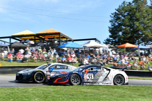 Pirelli World Challenge Grand Prix of Mid-Ohio Mid-Ohio Sports Car Course, Lexington, OH USA Saturday 29 July 2017 Peter Kox World Copyright: Richard Dole/LAT Images ref: Digital Image RD_MIDO_17_151