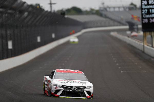 Monster Energy NASCAR Cup Series Brickyard 400 Indianapolis Motor Speedway, Indianapolis, IN USA Saturday 22 July 2017 Erik Jones, Furniture Row Racing, Sport Clips Toyota Camry World Copyright: Michael L. Levitt LAT Images