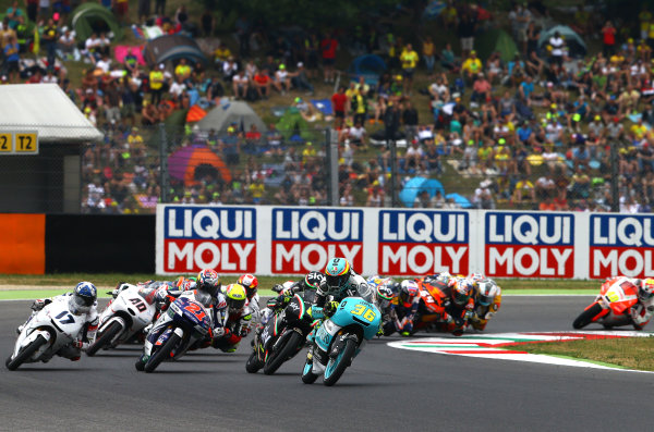 2017 Moto3 Championship - Round 6 Mugello, Italy Sunday 4 June 2017 Joan Mir, Leopard Racing World Copyright: Gold & Goose Photography/LAT Images ref: Digital Image 675238