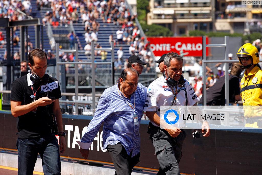 2011 Monaco Grand Prix - Saturday