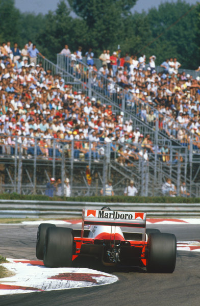 Monza, Italy. 6th - 8th September 1985.