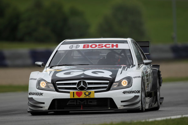 Maro Engel (GER), GQ AMG Mercedes.DTM, Rd3, Red Bull Ring, Spielberg, Austria. 3-5 June 2011.World Copyright: LAT Photographicref: Digital Image dne1103ju30