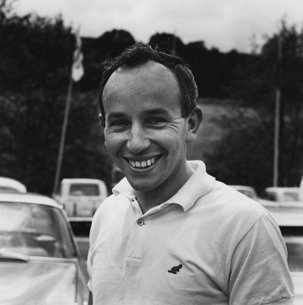 1964 Formula 1 World Championship. John Surtess, Portrait.  World Copyright: LAT Photographic. Ref:  B/W Print.