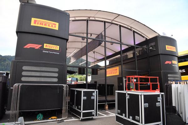 Pirelli motorhome and freight