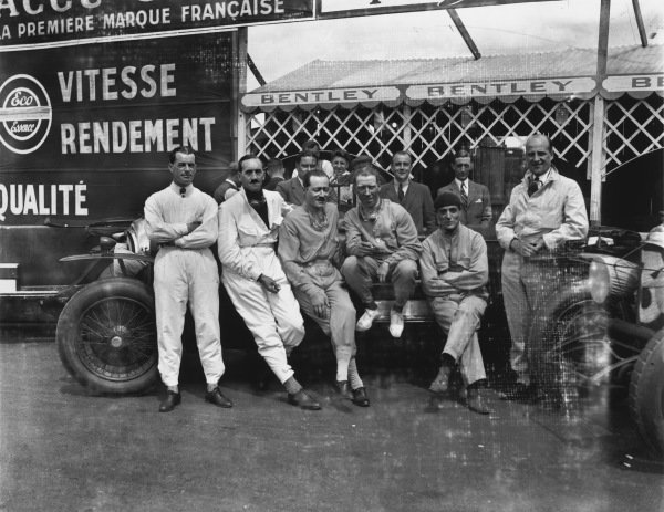 Le Mans, France. 18-19 June 1927.