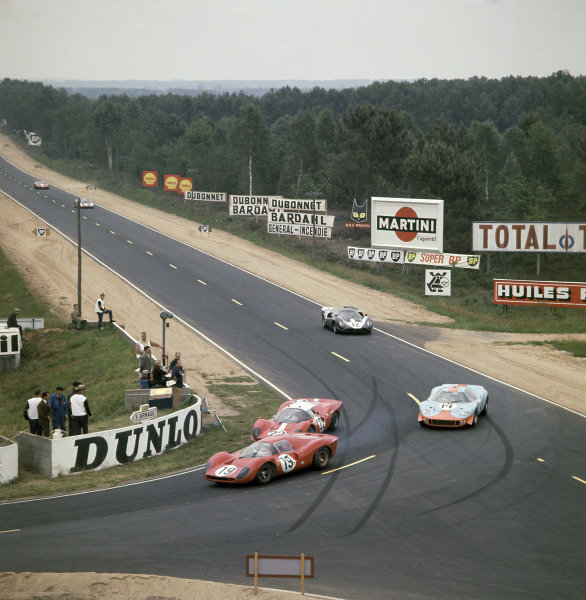 1967 Le Mans 24 HoursLe Mans, France World Copyright: LAT Photographic.