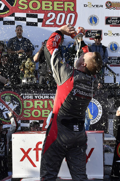 #00: Cole Custer, Stewart-Haas Racing, Ford Mustang Production Alliance Group wins