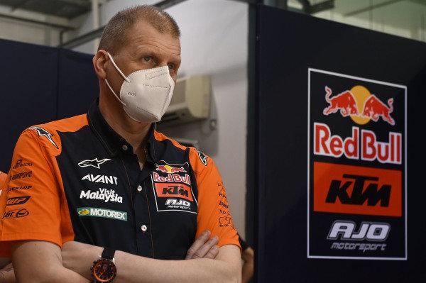 Aki Ajo, Red Bull KTM Ajo.