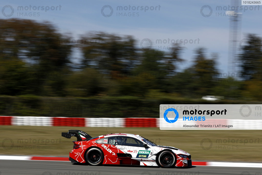Robert Kubica, Orlen Team ART, BMW M4 DTM.