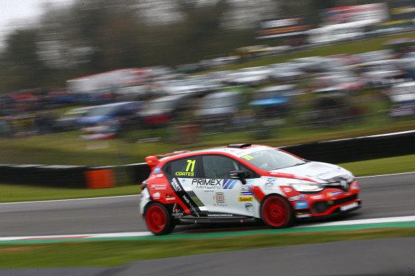 Max Coates - Team Hard - Clio Cup