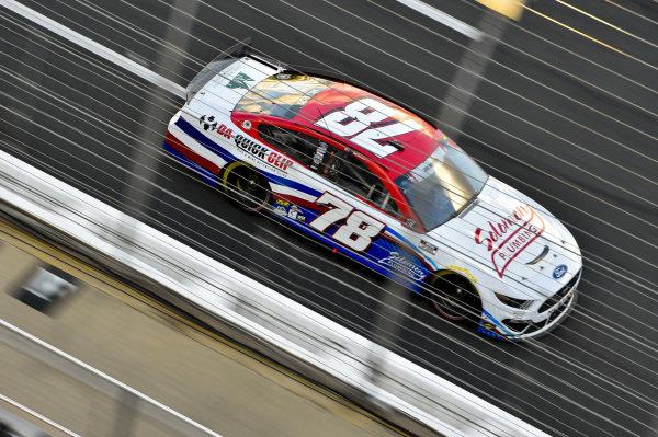 #78: B.J. McLeod, Live Fast Motorsports, Ford Mustang DA-Quick Clip / Solomon Plumbing
