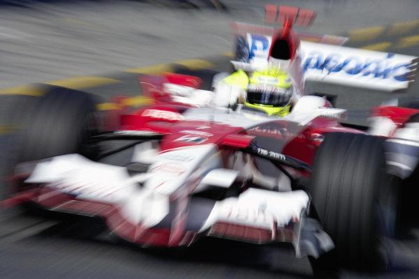 Ralf Schumacher, Toyota TF106.