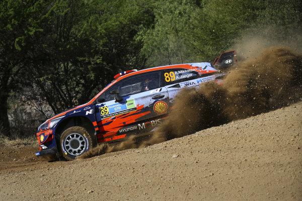 Andreas Mikkelsen, Hyundai Motorsport, Hyundai i20 Coupé WRC 2019
