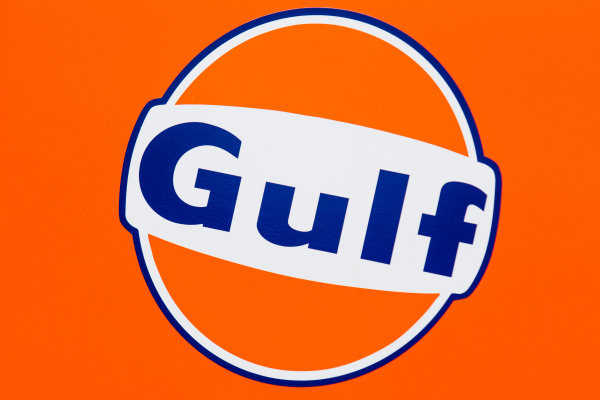 Gulf Racing logo