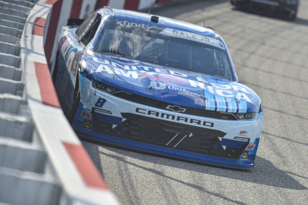 #8: Dale Earnhardt Jr., JR Motorsports, Chevrolet Camaro Unilever United For America