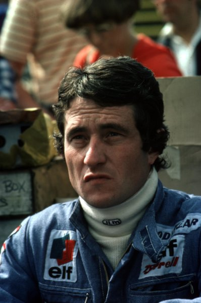 1977 Formula 1 World Championship.Patrick Depailler (Tyrrell-Ford Cosworth).Ref-D2A 04.World - LAT Photographic