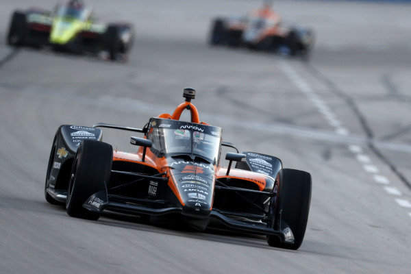 Patricio O'Ward, Arrow McLaren SP Chevrolet Copyright: Joe Skibinski - IMS Photo