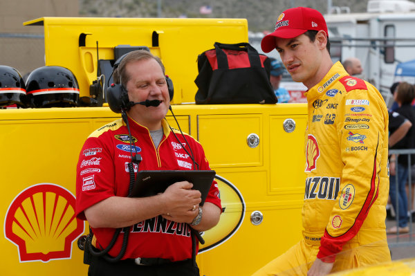 11-13 March, 2016, Avondale, Arizona USA Joey Logano ©2016, Matthew T. Thacker LAT Photo USA