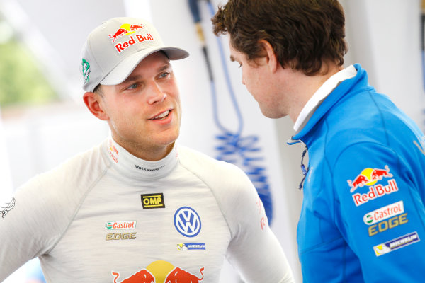 2016 FIA World Rally Championship, Round 03, Rally Mexico, March 3-6, 2016 Andreas Mikkelsen, VW, portrait  Worldwide Copyright: McKlein/LAT