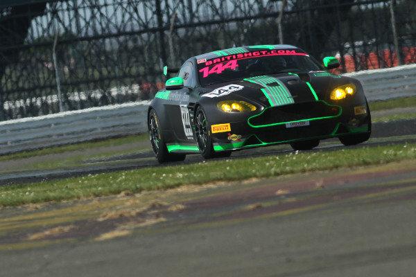 Matthew George / James Holder Generation AMR Super Racing Aston Martin V8 Vantage GT4