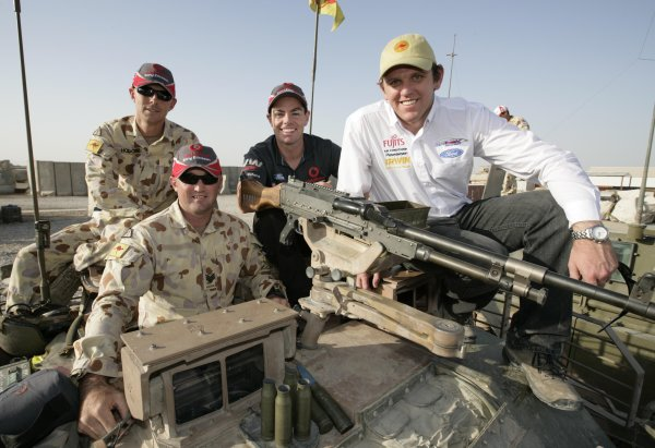 2007 Australian V8 Supercars.