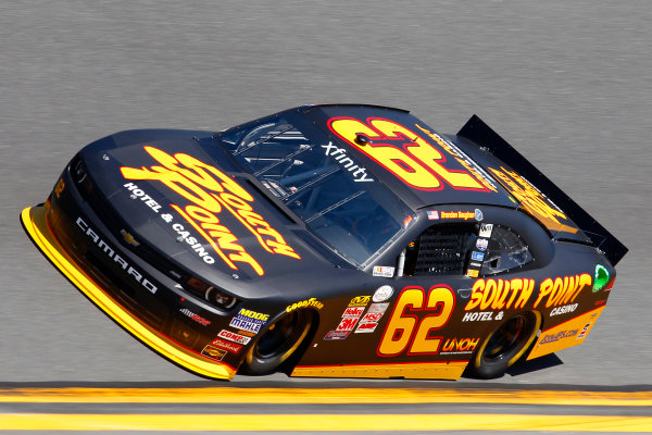 20-21 February, 2015, Daytona Beach, Florida USA Brendan Gaughan ?2015, Russell LaBounty LAT Photo USA