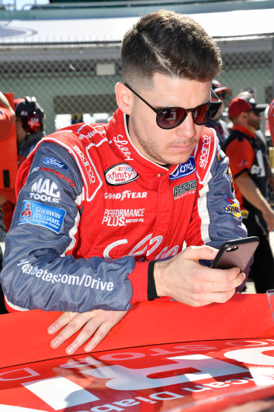 NASCAR XFINITY Series Ford EcoBoost 300 Homestead-Miami Speedway, Homestead, FL USA Saturday 18 November 2017 Ryan Reed, Lilly Diabetes Ford Mustang World Copyright: Rusty Jarrett LAT Images