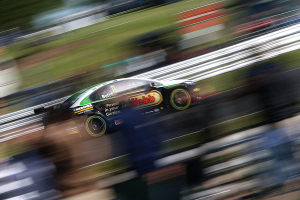 2015 British Touring Car Championship, Oulton Park, Cheshire. 6th-7th June 2015 Simon Belcher (GBR) Handy Motorsport Toyota Avensis World Copyright: Jakob Ebrey/LAT Photographic