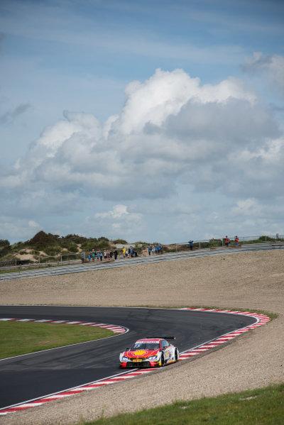 2017 DTM Round 6  Circuit Zandvoort, Zandvoort, Netherlands Friday 18 August 2017. Augusto Farfus, BMW Team RMG, BMW M4 DTM World Copyright: Mario Bartkowiak/LAT Images ref: Digital Image 2017-08-18_DTM_Zandvoort_FP1_0076