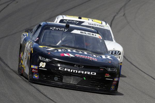 #93: Josh Bilicki, RSS Racing, Chevrolet Camaro W.G. Speaks/Carrier and #99: Tommy Joe Martins, B.J. McLeod Motorsports, Toyota Supra Diamond Gusset Jeans